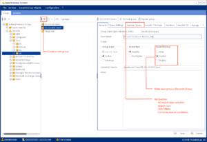 Erstellung dynamischer Gruppen in Active Directory